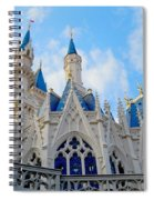 Turrets And Spires Spiral Notebook