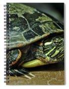 Turtle Neck Spiral Notebook
