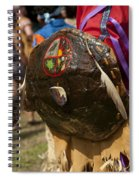 Turtle Shield Spiral Notebook