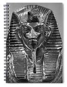 Tutankhamun Spiral Notebook