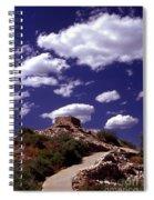 Tuzigoot Spiral Notebook