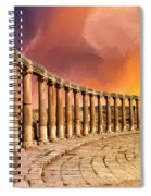 Twilight Of The Gods Spiral Notebook