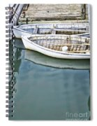 Twins Color Spiral Notebook