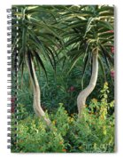 Two Bent Trees Spiral Notebook