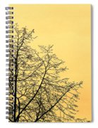 Two Birds In A Tree Spiral Notebook