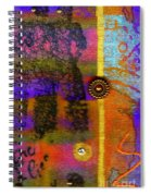 Two Friends Spiral Notebook