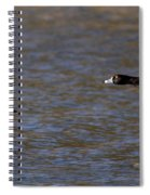 Two Guys Spiral Notebook