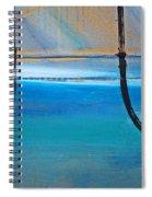 Two Kimono Tsunami Spiral Notebook