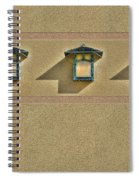 Two O Clock Spiral Notebook