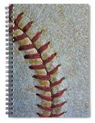 Two Seamer Spiral Notebook