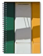 Two Tone Spiral Notebook
