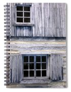 Two Windows Spiral Notebook