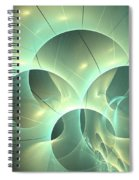 Tyche Spiral Notebook