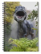 Tyrannosaurus Spiral Notebook