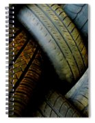 Tyres Spiral Notebook