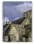 Tzompantli Spiral Notebook