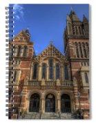 Ukranian Catholic Cathedral Spiral Notebook