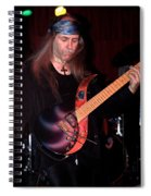 Uli Jon Roth And His Sky Guitar Spiral Notebook