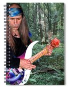 Uli Jon Roth At Muir Woods Spiral Notebook