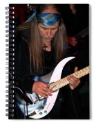 Uli Jon Roth At The Grail 2008 Spiral Notebook