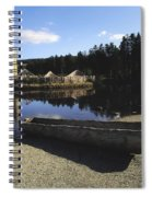 Ulster History Park, Co Tyrone, Ireland Spiral Notebook