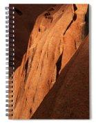 Uluru Australia 7 Spiral Notebook