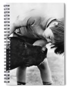 Unconditional Love Spiral Notebook