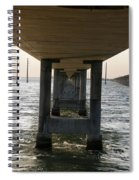 Under Seven Mile Bridge Spiral Notebook