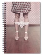 Underpants Spiral Notebook