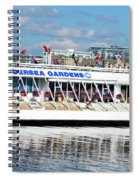 Undersea Gardens Spiral Notebook