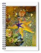 Underwater World Spiral Notebook