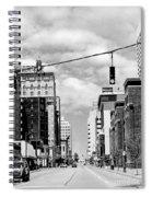 Union Avenue Memphis Spiral Notebook