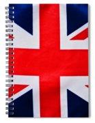 Union Flag Spiral Notebook