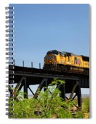 Union Pacific 5145 Spiral Notebook