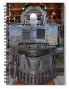 Union Pacific Big Boy 4005 Spiral Notebook