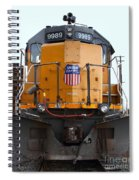 Union Pacific Locomotive Trains . 7d10589 Spiral Notebook