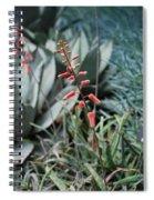 Unique Flower Spiral Notebook