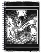 United States Bw Spiral Notebook