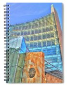 United States Court House Spiral Notebook