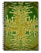 Unraveled Spiral Notebook