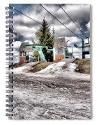 Unseasonably Warm Spiral Notebook