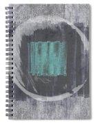 Untitled No. 37 Spiral Notebook