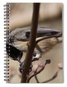 Unusual Angle Spiral Notebook