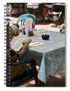 Unusual Diners Spiral Notebook