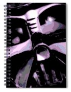 Up Close And Personal 2 Spiral Notebook
