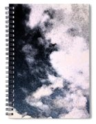 Up In The Clouds 2 Spiral Notebook