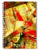 Upheaval I Spiral Notebook