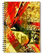 Upheaval V Spiral Notebook