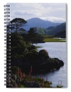 Upper Lake, Killarney, Co Kerry Spiral Notebook