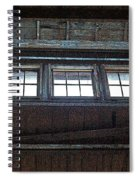 Upper Windows Spiral Notebook